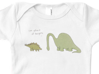 Liz Climo Heights Onesie
